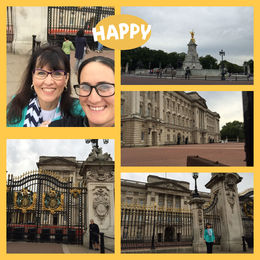 Buckingham Palace ... Just one of many stops on our private tour! , Jo Anne C - September 2015