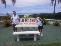 Photo of Fiji Vuda Lookout, Sabeto Valley and Garden of the Sleeping Giant Tour Tommy and Brenda Vuda Lookout 2 Fiji