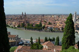 Photo of Verona Verona City Hop-on Hop-off Tour Verona from San Pietro