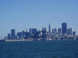 Photo of San Francisco Alcatraz Tour plus Muir Woods, Giant Redwoods and Sausalito Day Trip View of San Francisco
