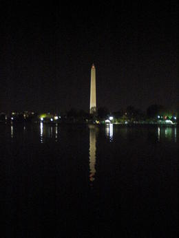 Photo of Washington DC Washington DC Sites at Night Bike Tour Washington Monument Night