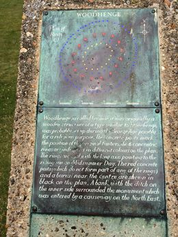 Information about Woodhenge , Loren W - August 2015