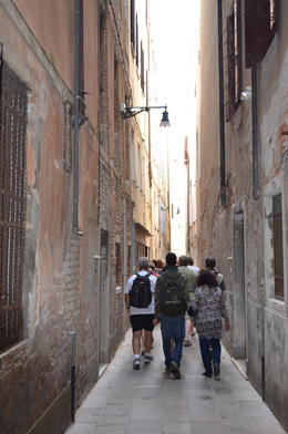 Photo of Venice Skip the Line: Venice Walking Tour with St Mark's Basilica Alleyway