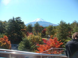 Photo of Tokyo Mt Fuji Day Trip including Lake Ashi Sightseeing Cruise from Tokyo Autumn View of Mount Fuji