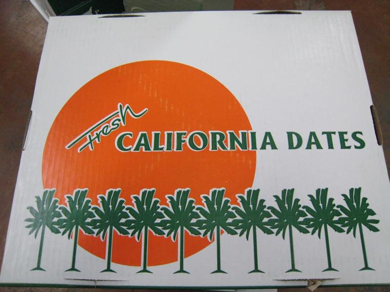 Dates - Palm Springs