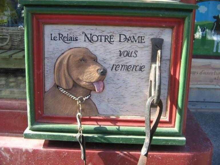 Dog hook - Quebec City
