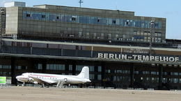Tempelhof airport, Berlin , C S - May 2015