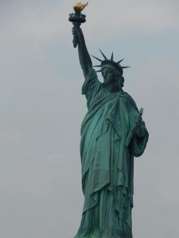 Photo of New York City Viator Exclusive: Statue of Liberty Monument Access and 9/11 Memorial Great Day