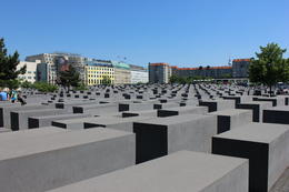 The memorial is very thought provoking and a must see place in Berlin. , RAJENDRAKUMAR P - May 2014