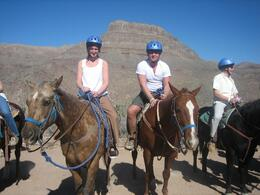 Photo of Las Vegas Grand Canyon Helicopter and Ranch Adventure Horse Riding