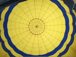 The view inside the balloon , Igmar U - May 2016