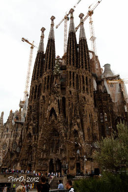 Photo of Barcelona Skip the Line: Barcelona Sagrada Familia Tour PierD-2012-7938