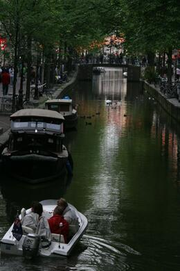The canals were beautiful - June 2008