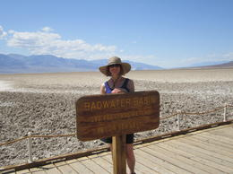 Photo of Las Vegas Small-Group Death Valley National Park Day Trip from Las Vegas Salt Flats