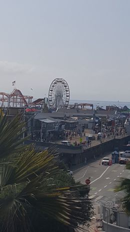 Pacific Park on the Santa Monica Pier, JessM - October 2015