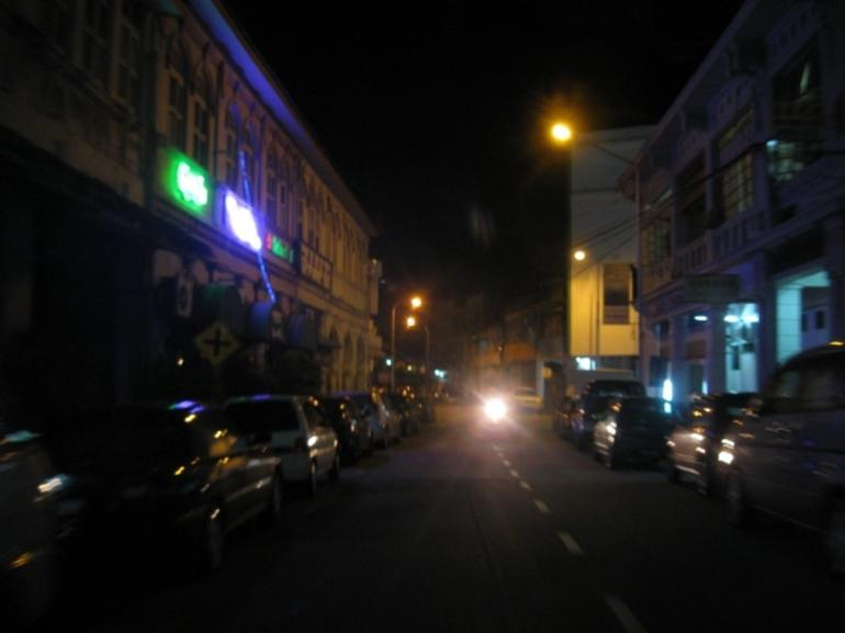 Street scape - Penang