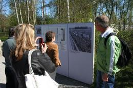 Photo of Munich Dachau Concentration Camp Memorial Small Group Tour from Munich The grounds