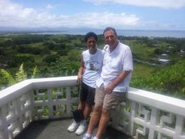 Photo of Fiji Vuda Lookout, Sabeto Valley and Garden of the Sleeping Giant Tour Tommy and Brenda Vuda Lookout Fiji
