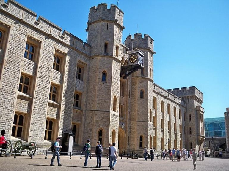 Tower of London - Crown Jewels Tower - London