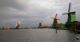 Heading to the windmills.... , Robert J - October 2012