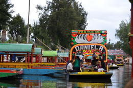 Photo of Mexico City Xochimilco and National University of Mexico Xochimilco 2