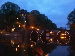 Photo of Amsterdam Amsterdam Canals Cruise Including Dinner and Onboard Commentary Amsterdam Dinner Canal Cruise