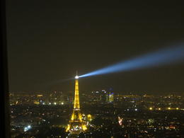 Photo of Paris Montparnasse Tower 56th Floor Observation Deck At night