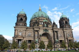 Berlin cathedral , Robert L - October 2013