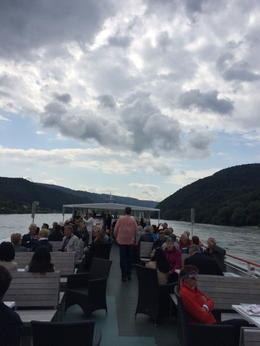 Photo of Vienna Danube Valley Day Trip from Vienna boat cruise