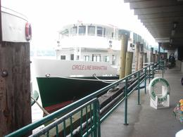This is the cruise that took us to Bear Mountain, this baby was brand new....! - October 2008