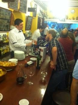 Photo of Madrid Madrid Tapas Night Walking Tour Brent (guide)