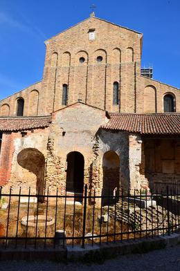 Photo of Venice Murano, Burano and Torcello Half-Day Sightseeing Tour Church of Assunta