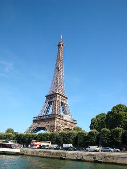 Photo of Paris Paris City Tour, Seine River Cruise and Eiffel Tower Eiffelturm