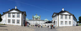 Photo of Copenhagen Castles Tour from Copenhagen: North Zealand and Hamlet Castle Fredensborg Summer Palace