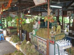 Photo of Penang Penang Island Discovery Morning Tour Fruit Stall