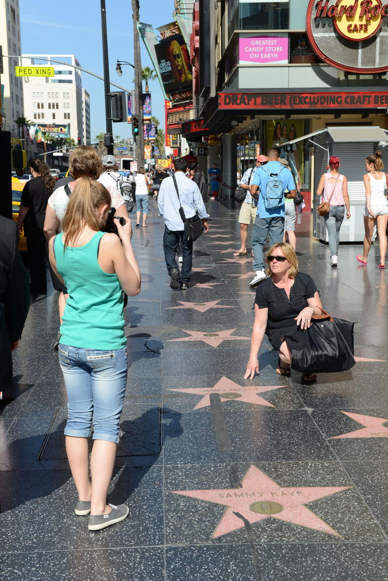 Hollywood Blvd - Los Angeles