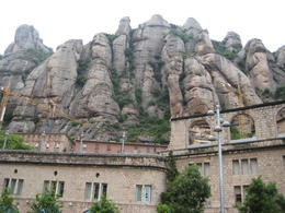 Montserrat mountains , Saumil K - June 2011