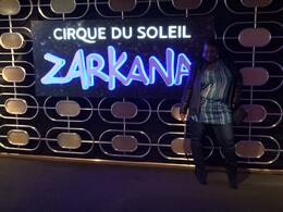 Photo of Las Vegas Zarkana by Cirque du Soleil® at ARIA Hotel and Casino Me, before the show