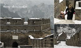 Photo of Beijing Great Wall of China at Mutianyu Full Day Tour including Lunch from Beijing Mutianyu in Winter