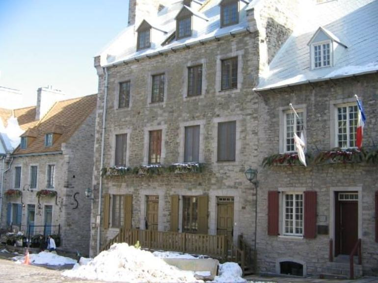 Old houses - Quebec City