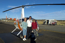 Photo of Ayers Rock Uluru and Kata Tjuta Tour by Helicopter from Ayers Rock Return to Terra Firma