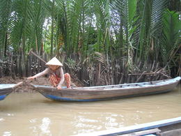 Photo of Ho Chi Minh City Mekong Delta Discovery Small Group Adventure Tour from Ho Chi Minh City River tour