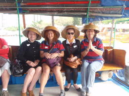 Photo of Hong Kong Hong Kong Island Half-Day Tour sampan ride