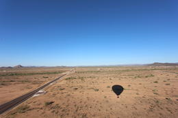 Photo of Phoenix Phoenix Hot Air Balloon Ride Shadow