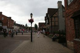 The quaint streets of Stratford-on-Avon, where Shakespeare was born, are as photogenic as ever!, Heather G - September 2008