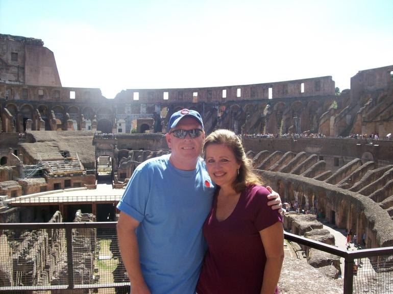Skip the Line: Ancient Rome and Colosseum Half-Day Walking Tour photo 16