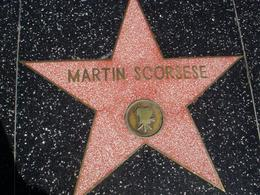Photo of   Walk of Fame: Martin Scorcese