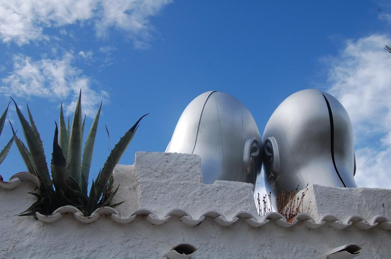 Dali's home at Port Lligat - Barcelona