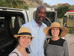 After he showed us the best time in Sint. Maarten! , Chelsea F - August 2015