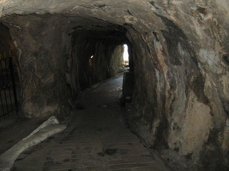 WWII Tunnel - Costa del Sol